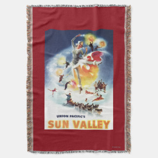Montaje de Sonja Henje del poster de Sun Valley Manta