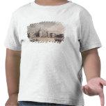 Montaje del guardia en el parque de San Jaime Camisetas