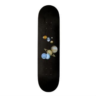 Montaje planetario monopatines personalizados
