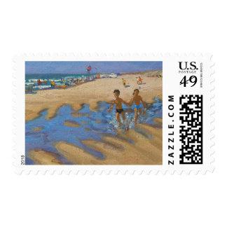 Montalivet France Postage