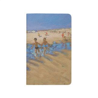 Montalivet Francia Cuaderno Grapado