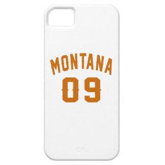 Montana 09 Birthday Designs iPhone SE/5/5s Case