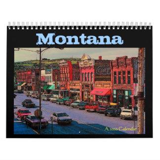 Montana 2010 Calendar