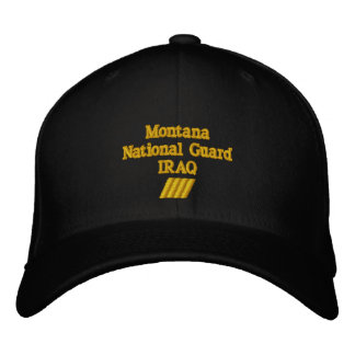 Montana 24 MONTH TOUR Embroidered Hat