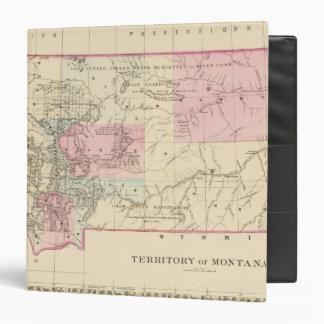 "Montana 2 carpeta 1 1/2"""