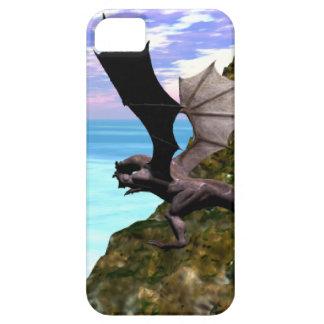 Montaña 2 del dragón iPhone 5 carcasas