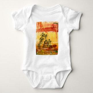 Montaña amarilla del Shan de Huang Body Para Bebé