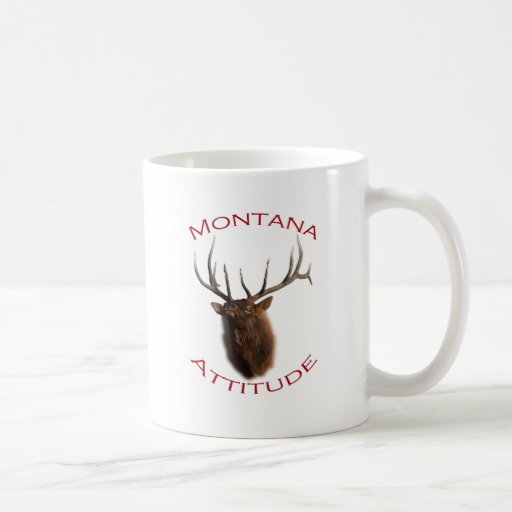 Montana Attitude Mug