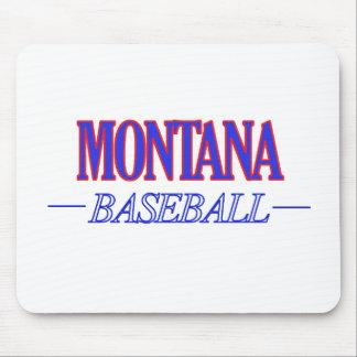 MONTANA baseball DESIGNS Mouse Pad