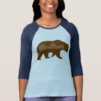Montana Bear T-Shirt