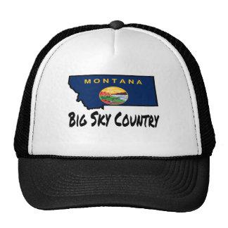 Montana Big Sky Country Hat