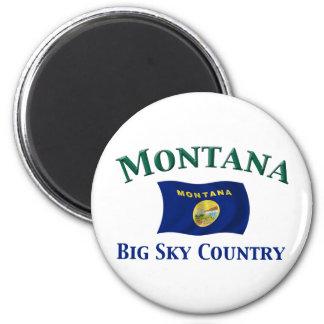 Montana Big Sky Country Magnet