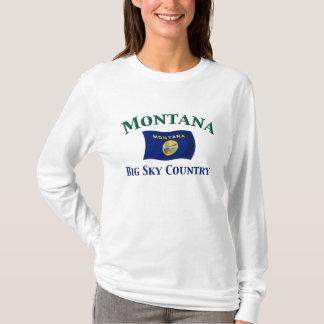 Montana Big Sky Country T-Shirt