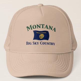 Montana Big Sky Country Trucker Hat