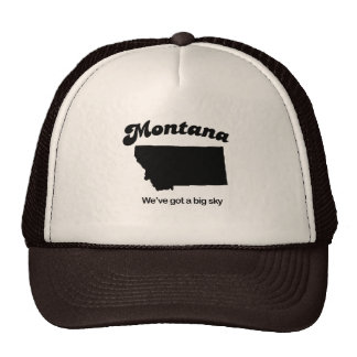 Montana - Big sky Mesh Hat