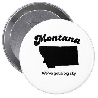 Montana - Big sky Pin