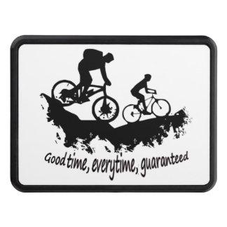 Montaña Biking cita inspirada del buen tiempo Tapa De Remolque