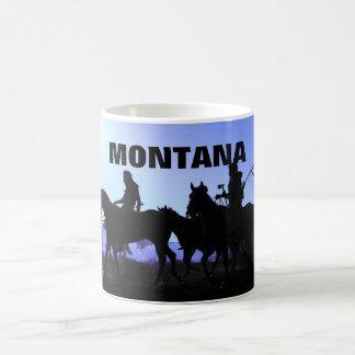 Montana Blue Riders Mug