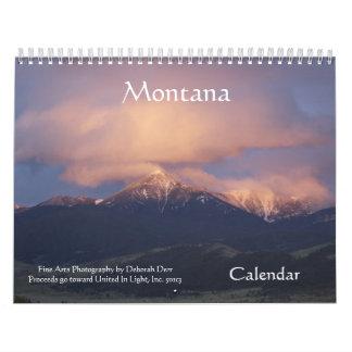 Montana Calendar