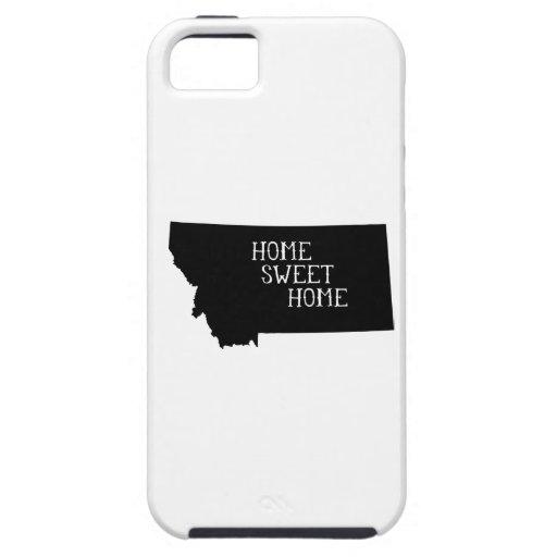 Montana casero dulce casero funda para iPhone 5 tough