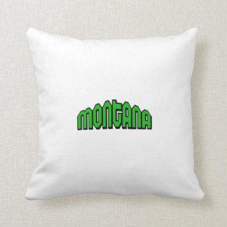 Montana Almohadas