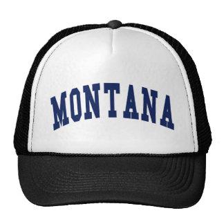 Montana College Hat