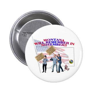 ¡Montana - congreso de vuelta a la gente! Pin