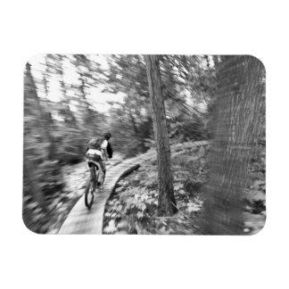 Montaña de Aaron Rodgers biking en la escalera a Iman