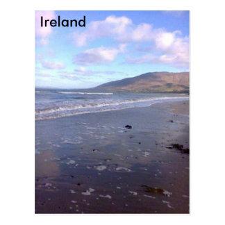 Montaña de Caherconree, Kerry, Irlanda Tarjetas Postales
