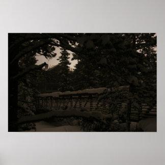 montaña de cobre posters