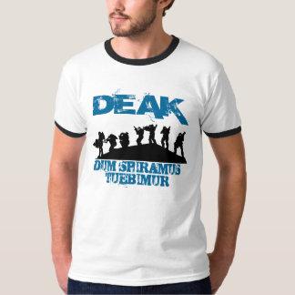 Montaña de DEAK Playera