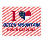 Montaña de la haya, Carolina del Norte Tarjetas Postales