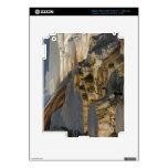 Montaña de la terraza en Mammoth Hot Springs Pegatina Skin Para iPad 3