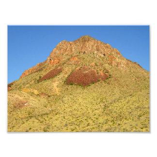 Montaña de la trampa, parque nacional de la curva fotografía