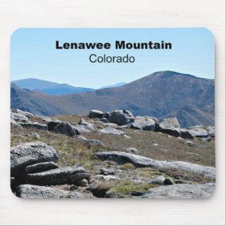 Montaña de Lenawee, Colorado Alfombrilla De Ratón