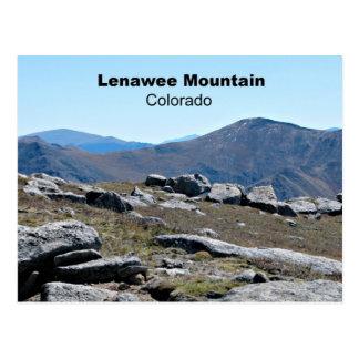 Montaña de Lenawee, Colorado Postales