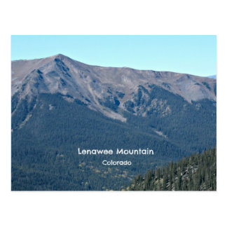 Montaña de Lenawee, Georgetown, CO Postal