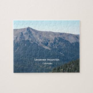 Montaña de Lenawee, Georgetown, CO Rompecabeza