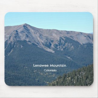 Montaña de Lenawee, Georgetown, CO Tapete De Raton
