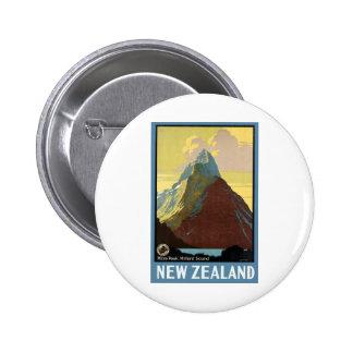 Montaña de Milford Sound Nueva Zelanda