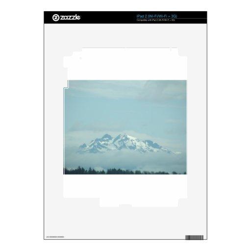 Montaña de niebla skins para eliPad 2