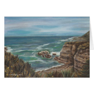 Montana de Oro Cove Card