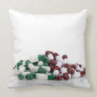 Montaña de píldoras almohadas