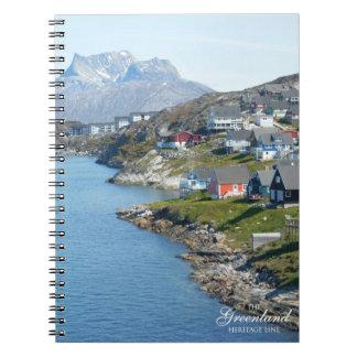Montaña de Sermitsiaaq, Nuuk Notebook
