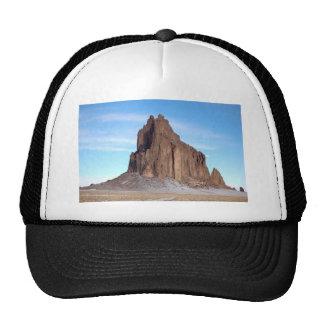 Montaña de Shiprock, New México Gorros
