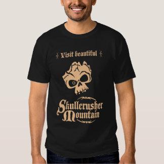 Montaña de SkullCrusher Playera
