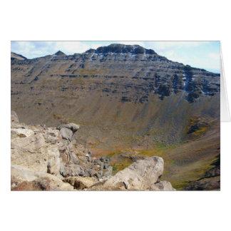 Montaña de Steens Tarjeta Pequeña