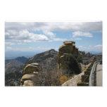 Montaña de Tucson Impresion Fotografica