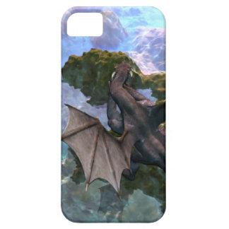 Montaña del dragón iPhone 5 carcasas