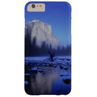 Montaña del EL Capitan, parque nacional de Funda De iPhone 6 Plus Barely There